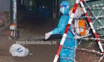 Thêm 7 ca nhiễm COVID-19, Bình Dương phong tỏa 1 công ty