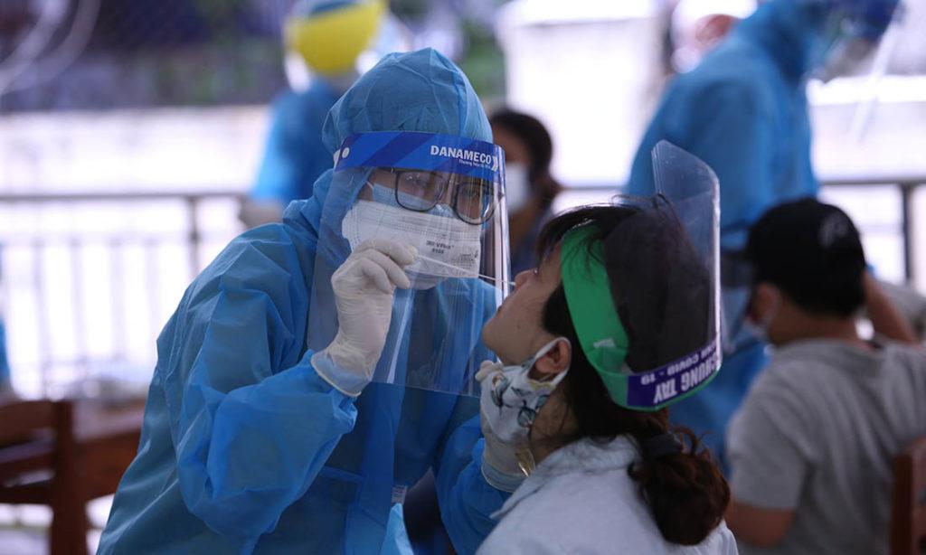 Đà Nẵng: 5 F1 của nhân viên bảo vệ Công ty nhựa Duy Tân dương tính với COVID-19