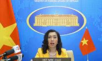 Việt Nam lên tiếng phản đối việc Trung Quốc cho máy bay và tàu trinh sát đến đảo Trường Sa