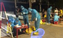Bình Dương giãn cách xã hội TP. Dĩ An sau khi phát hiện thêm 11 ca nhiễm COVID-19