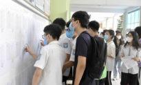 Hà Nội công bố điểm chuẩn vào lớp 10 THPT chuyên năm học 2021-2021