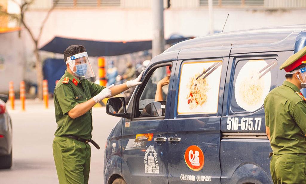 38 chốt kiểm soát ở Gò Vấp được gỡ bỏ từ 0h ngày 15/6
