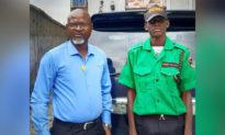 Bí quyết dạy con: Doanh nhân Nigeria thuê con trai là sinh viên đại học làm bảo vệ lâu năm cho công ty