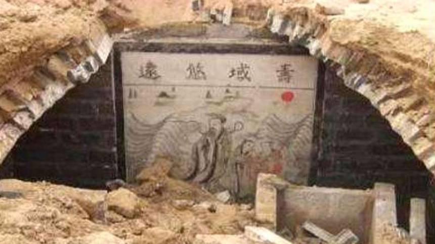 Phát hiện ngôi mộ cổ nghìn năm tuổi, hé lộ bí ẩn thân thế danh tướng đời Đường