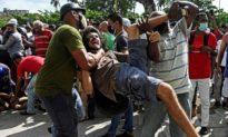 57 người bị mất tích sau cuộc biểu tình đòi dân chủ ngày 11/7 ở Cuba