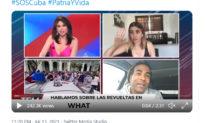 Lực lượng an ninh Cuba bắt giữ một ngôi sao mạng giữa buổi phỏng vấn trực tiếp
