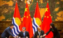 ĐCS Trung Quốc muốn phát triển căn cứ quân sự trên đảo Thái Bình Dương