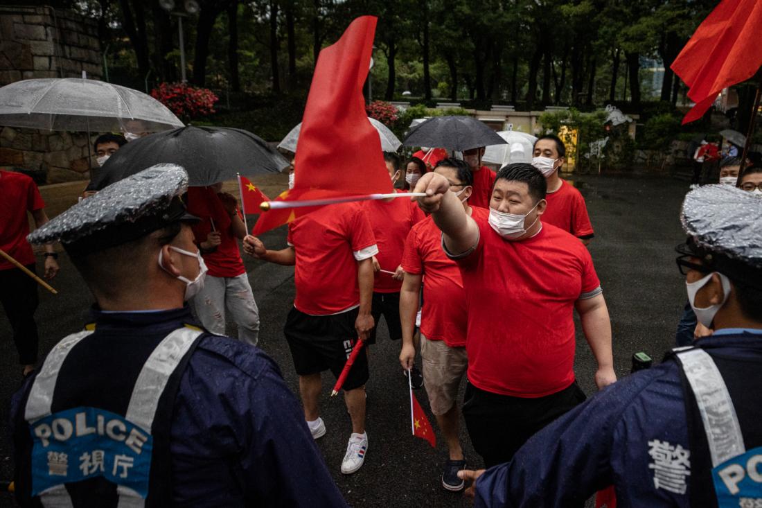 Lan truyền video Trung Quốc dọa ném bom nguyên tử Nhật Bản và biến nước này thành 4 mảnh