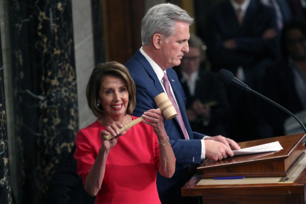 Nancy Pelosi 'rất tự tin' đảng Dân chủ sẽ giữ được Hạ viên vào năm 2022