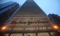 Phóng viên báo New York Times xóa tweet gọi người ủng hộ TT Trump là 'kẻ thù quốc gia'