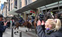 'Không khoan nhượng' - 1.000 cảnh sát Sydney dàn trận sẵn để đối phó biểu tình chống phong tỏa