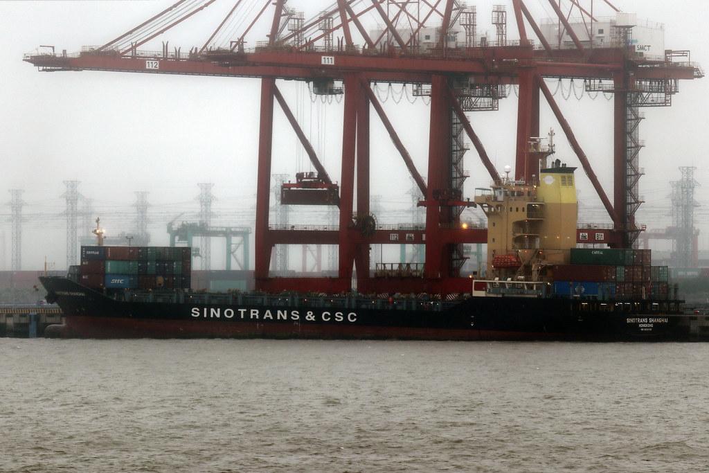 Sinotrans: 'Ông lớn' vận tải của Trung Quốc 'bị tố' gian lận tài chính và gây thất thoát vốn nhà nước nghiêm trọng