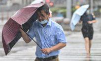 Miền Đông Trung Quốc chống chọi với bão In-Fa sau lũ lụt kinh hoàng ở miền Trung