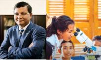 Bộ trưởng Hang Chuon Naron: Người viết lên câu chuyện thành công nổi tiếng thế giới cho ngành giáo dục Campuchia