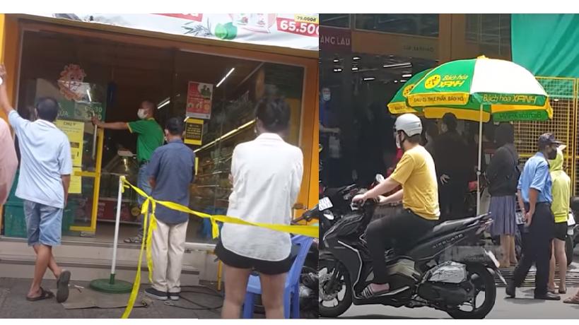 Quản lý thị trường TP. Hồ Chí Minh: Giá hàng hóa của Bách Hóa Xanh 'cũng không phải tăng quá cao'