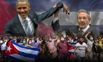 """Cú sốc cho Barack Obama hay chiến thuật """"nhập nhèm"""": Người Cuba biểu tình đòi Tự do hay 'bất mãn' COVID-19?"""