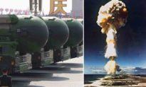 """Trung Quốc vừa tăng đầu đạn hạt nhân, Mỹ """"dằn mặt"""" bằng đầu đạn nhiệt hạch có sức công phá kinh hoàng"""