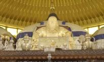 Bí ẩn lăng mộ Thành Cát Tư Hãn: Lăng mộ 'tàng hình', và kho báu 'biến mất'