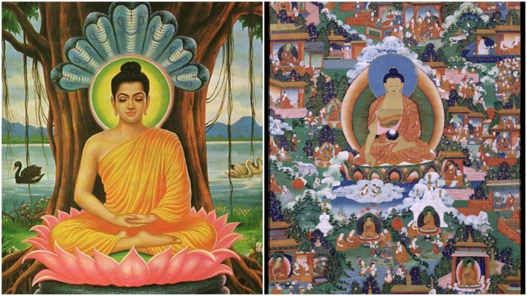 Đức Phật Thích Ca Mâu Ni (Phần 13): Phụ vương quy chân, Nan Đà nhập Đạo