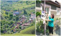 Ngôi làng ở Romania không có cảnh sát, đơn giản vì 'trộm cắp không tồn tại'