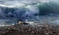 Cảnh báo về những trận động đất lớn và sóng thần sắp đến: Vết 'trượt im lặng' dọc theo đường đứt gãy