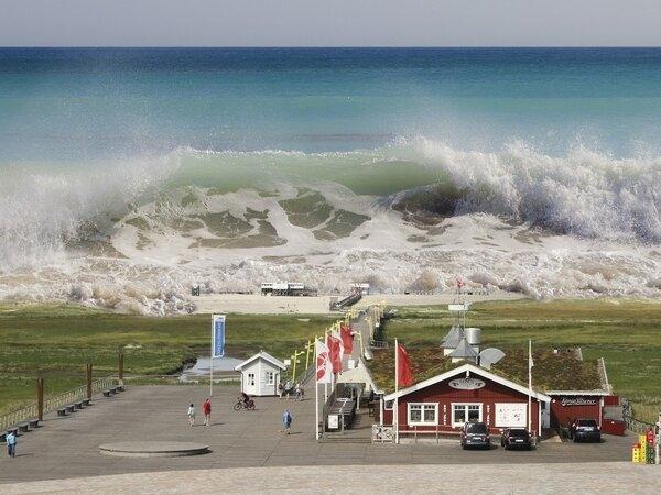 Một cú trượt trên đường đứt gãy Blanco thực sự có thể gây ra một vụ trượt lớn tại khu vực hút chìm Cascadia.