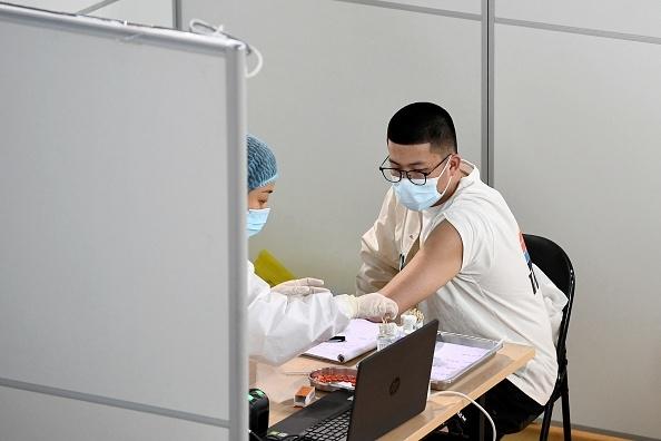 90% ca nhiễm COVID-19 đợt này ở Nam Kinh đã tiêm chủng