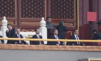 Ông Giang Trạch Dân vắng mặt trong buổi lễ 100 thành lập ĐCS Trung Quốc ở Thiên An Môn