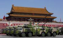 Trung Quốc đang xây dựng một loạt các hầm chứa tên lửa hạt nhân