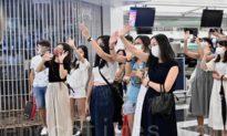 Hơn 1.000 người Hong Kong di cư mỗi ngày