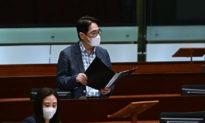 Nhà lập pháp Hong Kong thân Bắc Kinh bắt đầu tấn công Pháp Luân Công