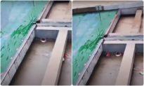 Người đàn ông may mắn thoát khỏi đường hầm Trịnh Châu kể lại giây phút sinh tử