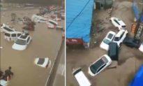 Hồng Thủy ở Hà Nam Trung Quốc hay Nhân quả đã đến hồi báo ứng?