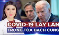 """TỐI 21/7: Các Đảng viên Dân chủ """"bỏ trốn"""" khỏi Texas đã đem Covid-19 vào Tòa Bạch cung"""