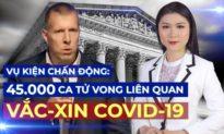 TỐI 24/7: Bà Jen Psaki che giấu số ca mắc COVID-19 tại Tòa Bạch Cung