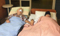 'Bà à, tôi mãi mãi yêu bà': Cụ ông hấp hối 'nói lời yêu thương' cuối cùng với người vợ 60 năm gắn bó