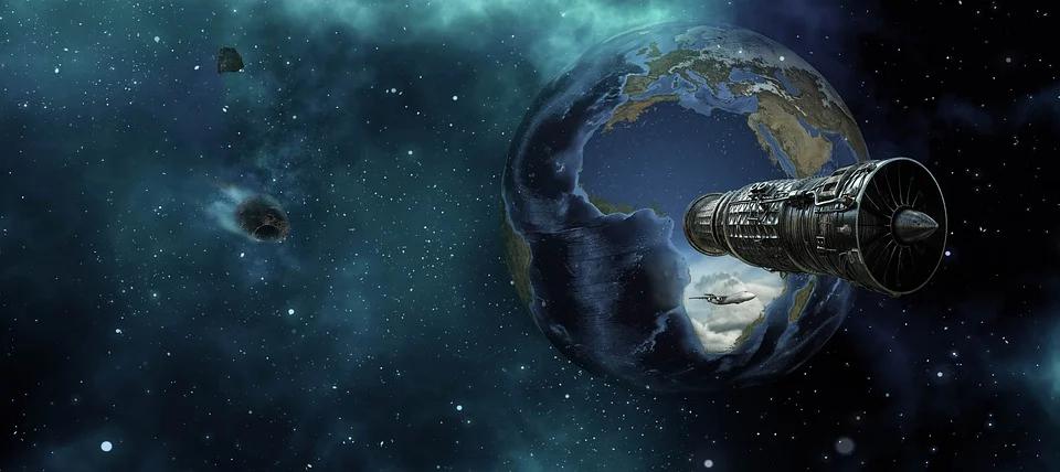 15 triệu năm là chu ky Trái đất từng bị tiểu hành tinh lớn bắn phá