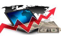 Dòng tiền tăng tốc đổ vào TTCK Mỹ, Nhật Bản bất chấp lạm phát tăng cao nhất trong 13 năm qua
