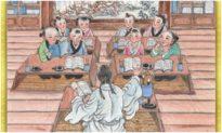Ấu Học Quỳnh Lâm (Bài 24): Cố sự Ngu Thuấn chế y phục
