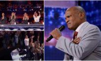 Người tù oan 36 năm cất giọng ở America's Got Talent khiến giám khảo và khán giả vỡ òa xúc động