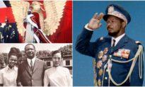 Số phận hai cô công chúa 'thật - giả' gốc Việt của Hoàng đế Trung Phi
