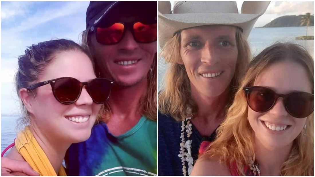 Mắc kẹt ở nước ngoài do dịch Covid, vợ chồng người Úc bơi thuyền vượt Thái Bình Dương về nhà
