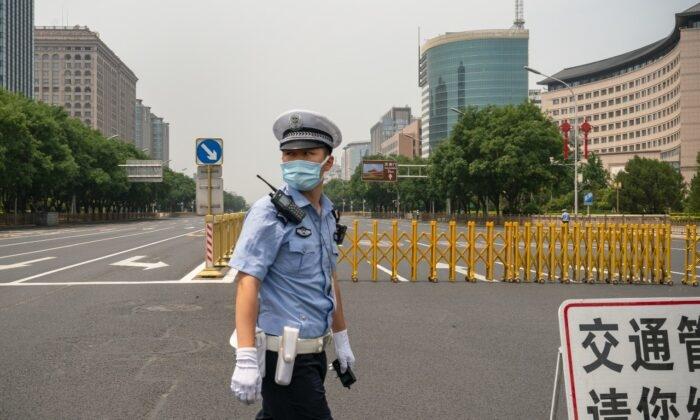 Thẩm phán Trung Quốc đe dọa cư dân New York: 'Nếu cô về Trung Quốc, tôi cũng sẽ tống cô vào tù'
