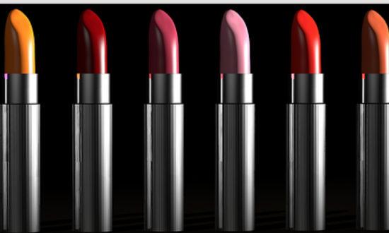 Màu sắc trong son môi cũng giống như màu của các loại mỹ phẩm trang điểm khác: chúng chủ yếu là các oxit kim loại.(Ảnh Pixabay)