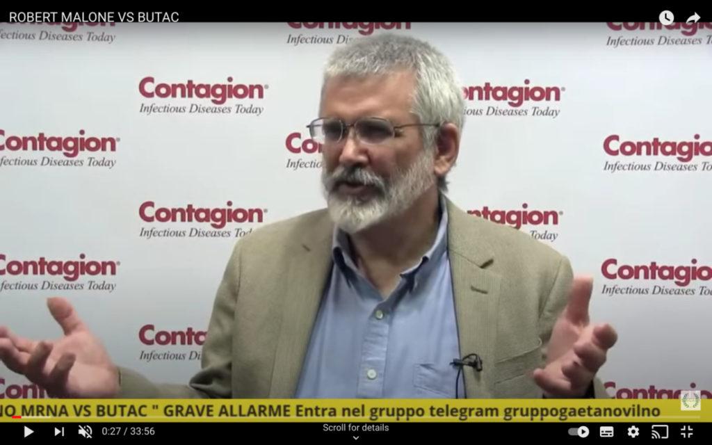 Nhà phát minh công nghệ vắc-xin Covid-19 mRNA: Tôi có nguy cơ 'bị ám sát' vì phản đối việc tiêm chủng