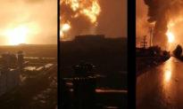 TQ: Nhà máy nhôm phát nổ dữ dội do nước lũ tràn vào