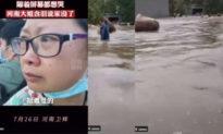 TQ: Tình nguyện viên lũ lụt ở Hà Nam suýt bị đưa đi hoả táng vì ngủ quên