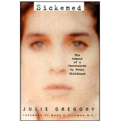 Trong cuốn tự truyện Sickened của mình, Julie đã mô tả những cách mà mẹ cô áp dụng để đầu độc tinh thần và thể xác cô.