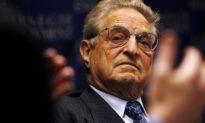 Soros bơm 1 triệu đô la để giải thể cảnh sát khi tội phạm bạo lực tăng vọt trên toàn nước Mỹ