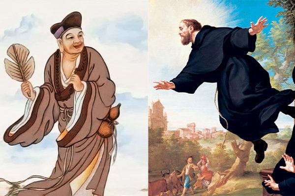 Văn hóa phương Đông và phương Tây tỏa sáng lẫn nhau: 'Vị Phật sống' Tế Công và Thánh Saint Joseph [Radio]